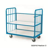 Picture of 3 Way Convertible Trolley