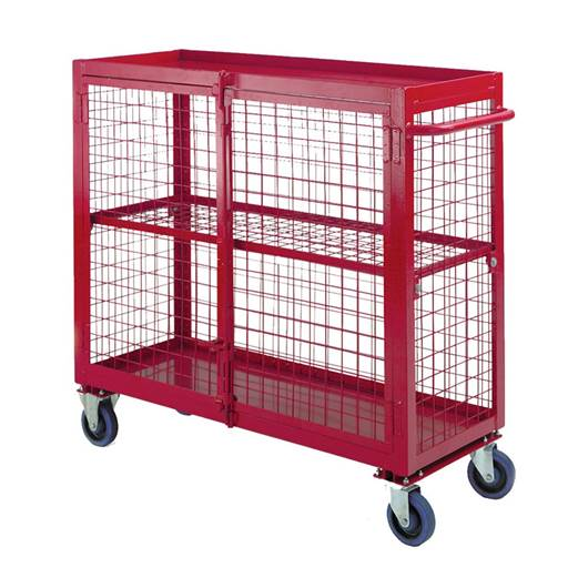 Picture of Security Distribution Trolley