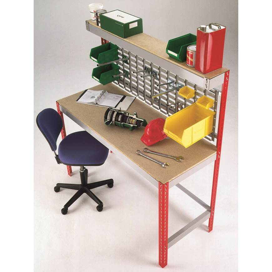 Picture of Economy Workstations