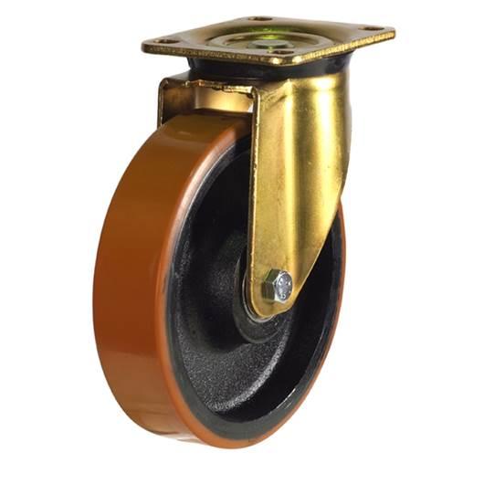 Picture of Heavy Duty Pressed Steel Castors