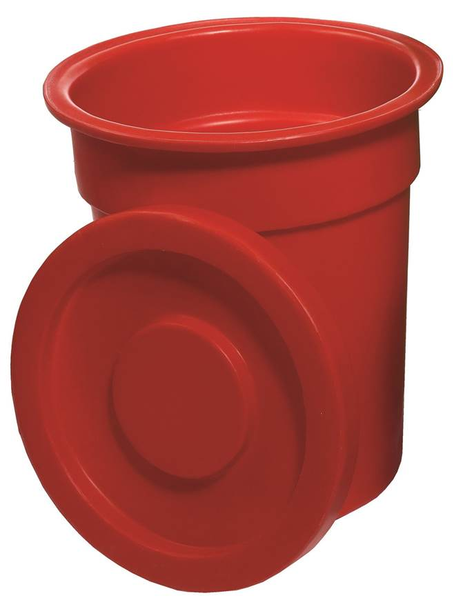 Picture of Lids to Suit Tapered Bins
