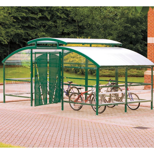 Picture of Cycle Shelter Compounds