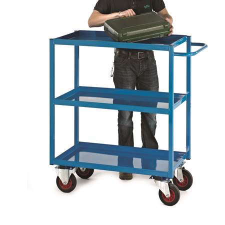 Picture for category Heavy Duty Tray Trolleys