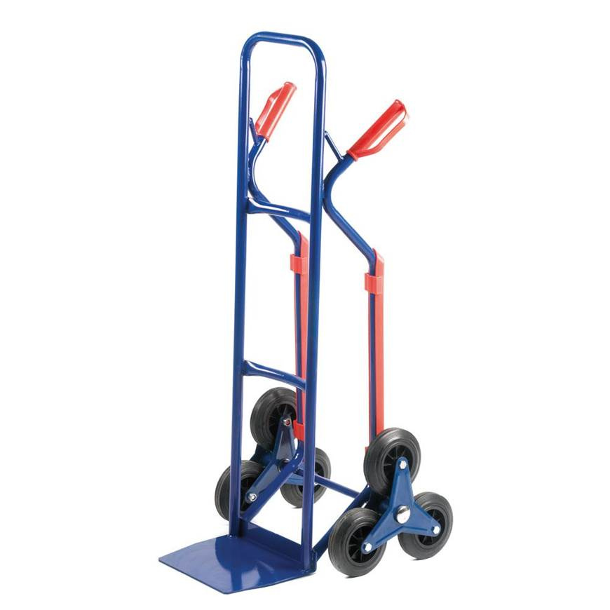 Picture of Stairclimber Sack Truck with Skids