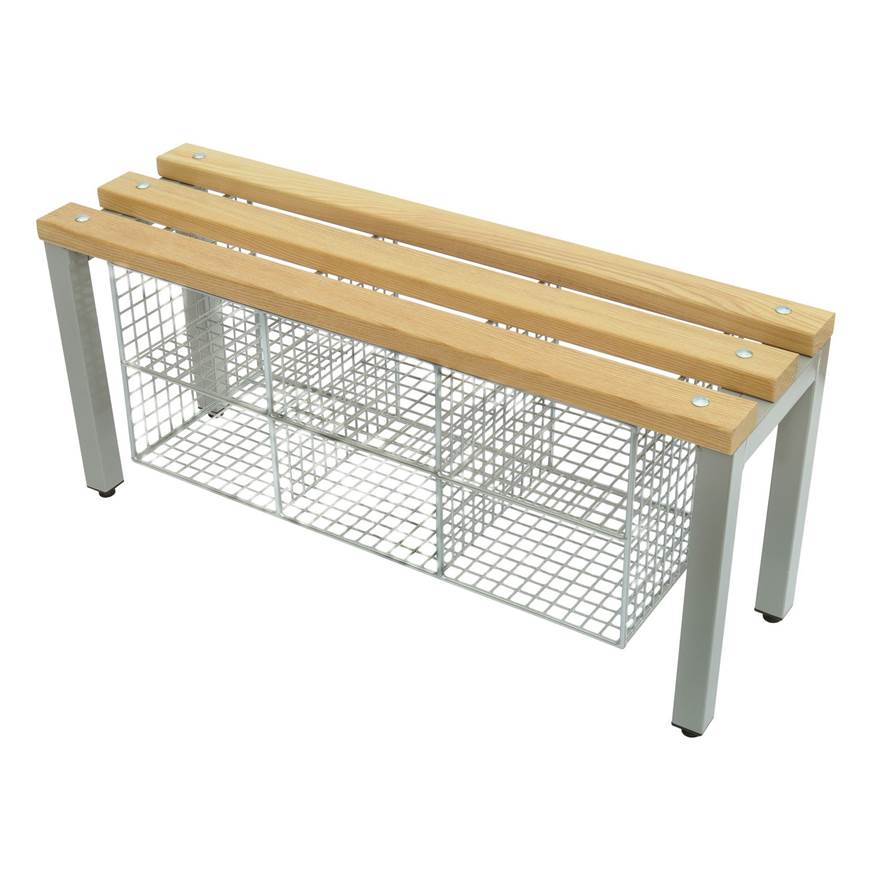 Picture of Shoe Baskets for Cloakroom Benches