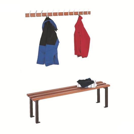 Picture of Bench Seats & Coat Rails