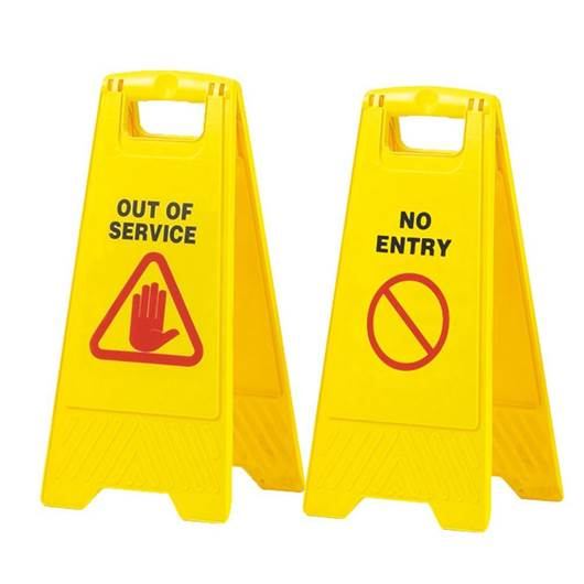 Picture of Caution Boards