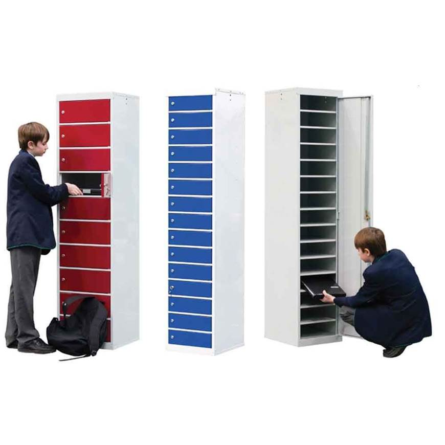 Picture of Laptop Storage Lockers