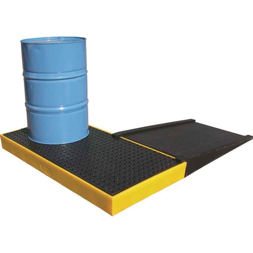 Picture of Ramp for Drum Storage Sumps