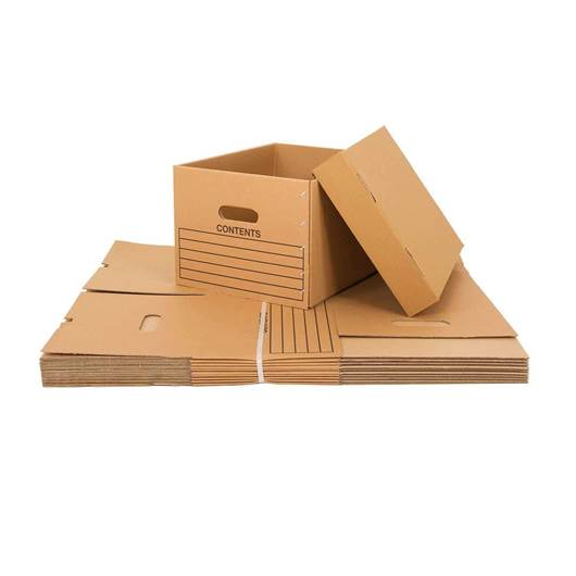 Picture of Pack of 10 Archive Boxes