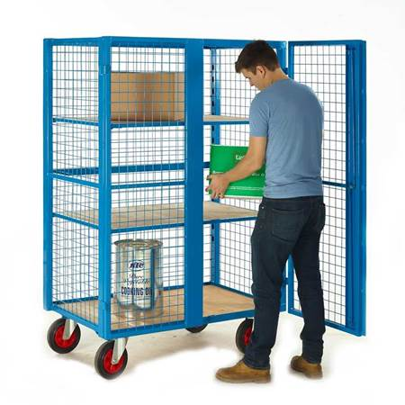 Picture for category Distribution & Security Trolleys