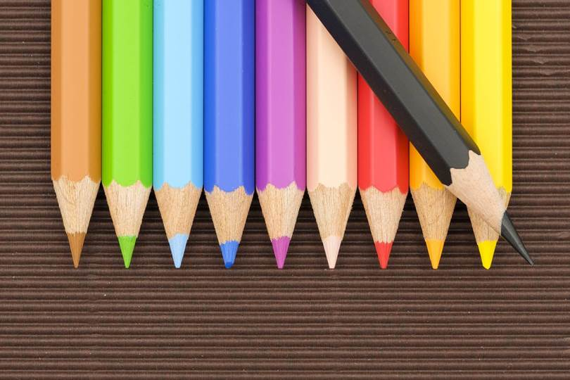 Boost productivity in your workplace with colour