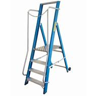 Picture of Premier Glass Fibre Steps with Large Working Platform