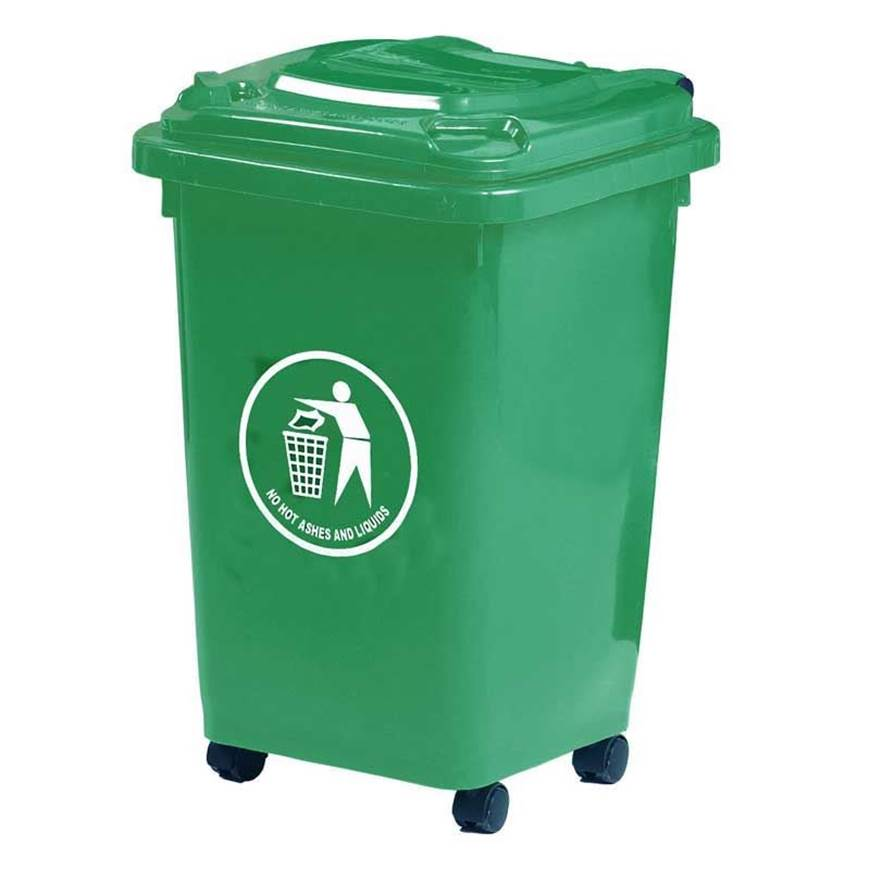 Picture of 50L Wheeled Bin