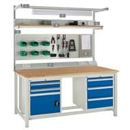Picture of Euroslide Superbench - Above Bench Accessories