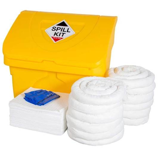 Picture of Locker Spill Kit complete with Locker