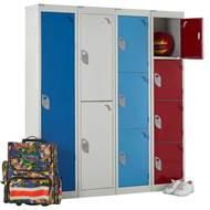 Picture of School Lockers