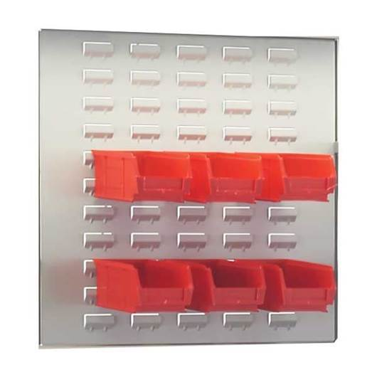 Picture of Louvre Back Panels for Binary Electric Height Adjustable Workbenches