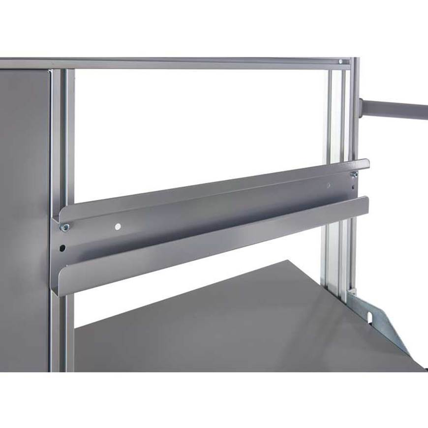 Picture of Modular Bin Rail for Binary Electric Height Adjustable Workbenches