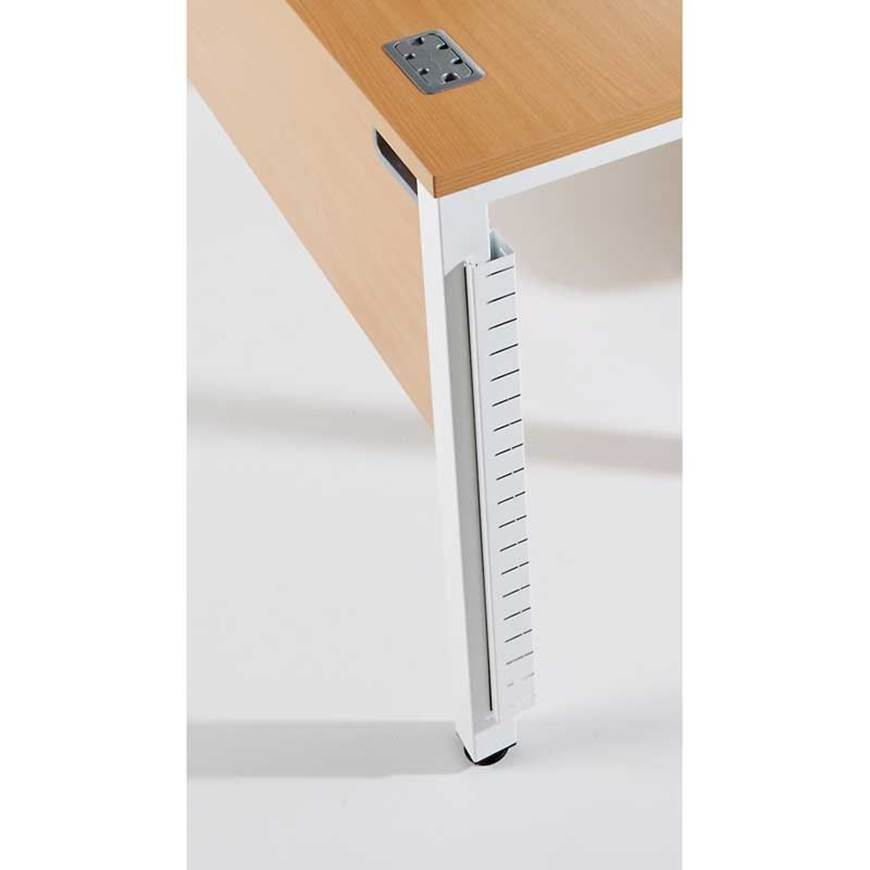 Picture of Cable Riser for Fraction3 Desks