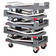 Picture of Pro-Dek Heavy Duty Platform Trolleys With Quiet Castors