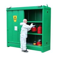 Picture of Hazardous Material Stores