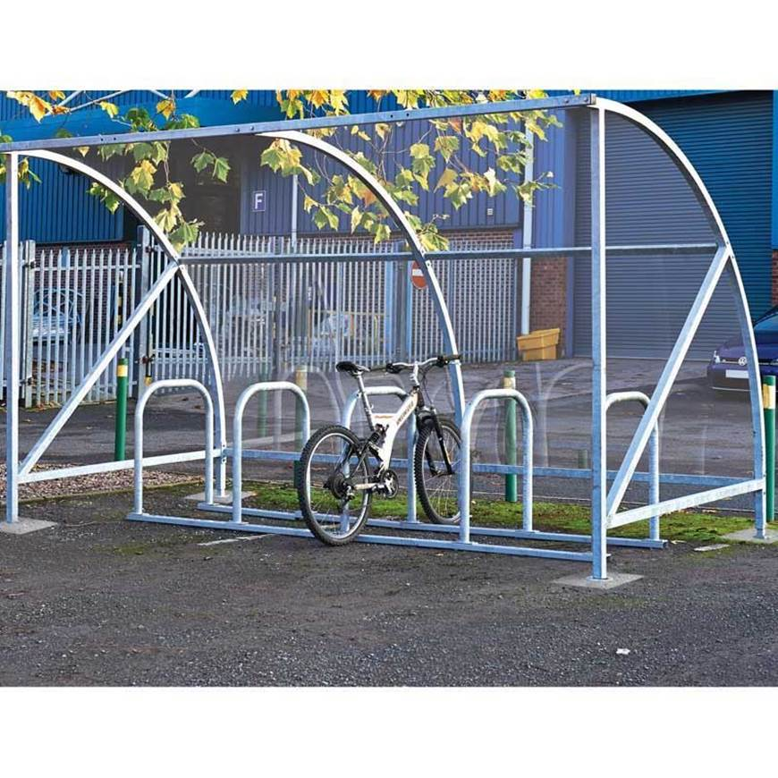 Picture of Dudley Cycle Shelter