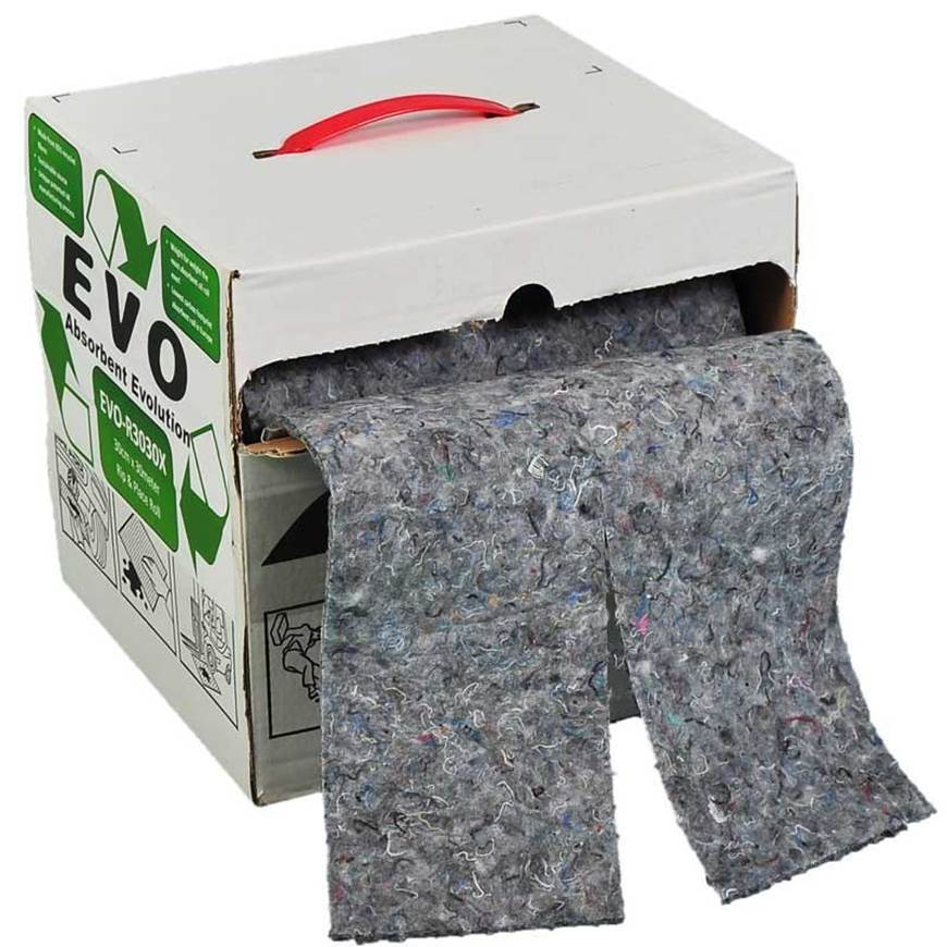 Picture of EVO Recycled® Absorbents - Rolls