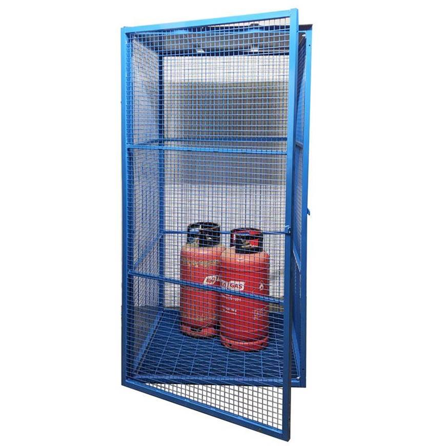 Picture of Knock Down Gas Cylinder Cages
