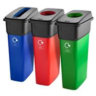 Picture of Slim Bins with Coloured Bases