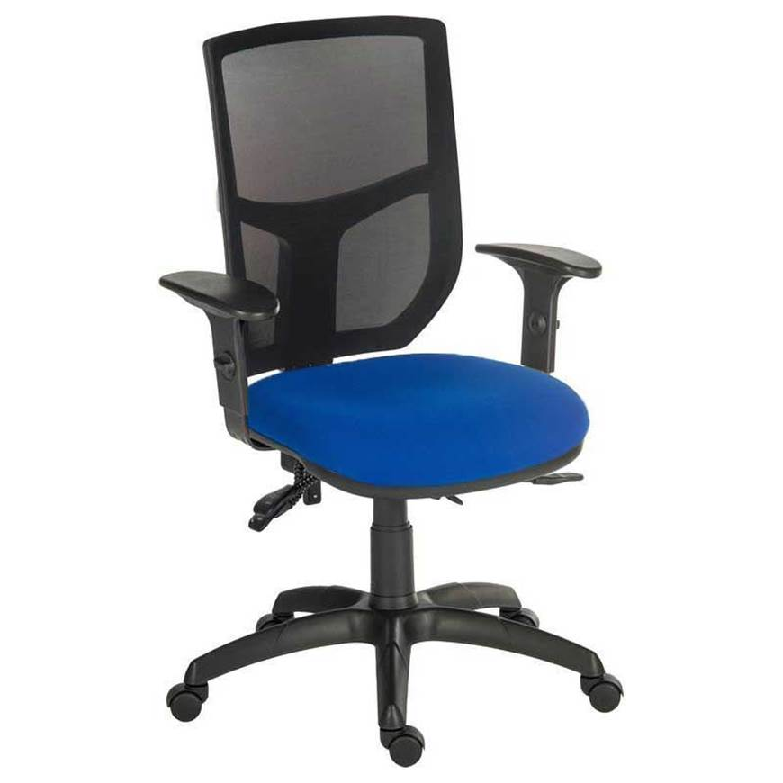 Picture of Ergo Comfort 24 Hour Chair with Mesh Back & Armrests